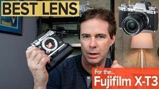 Best Lens For Fujifilm Xt3