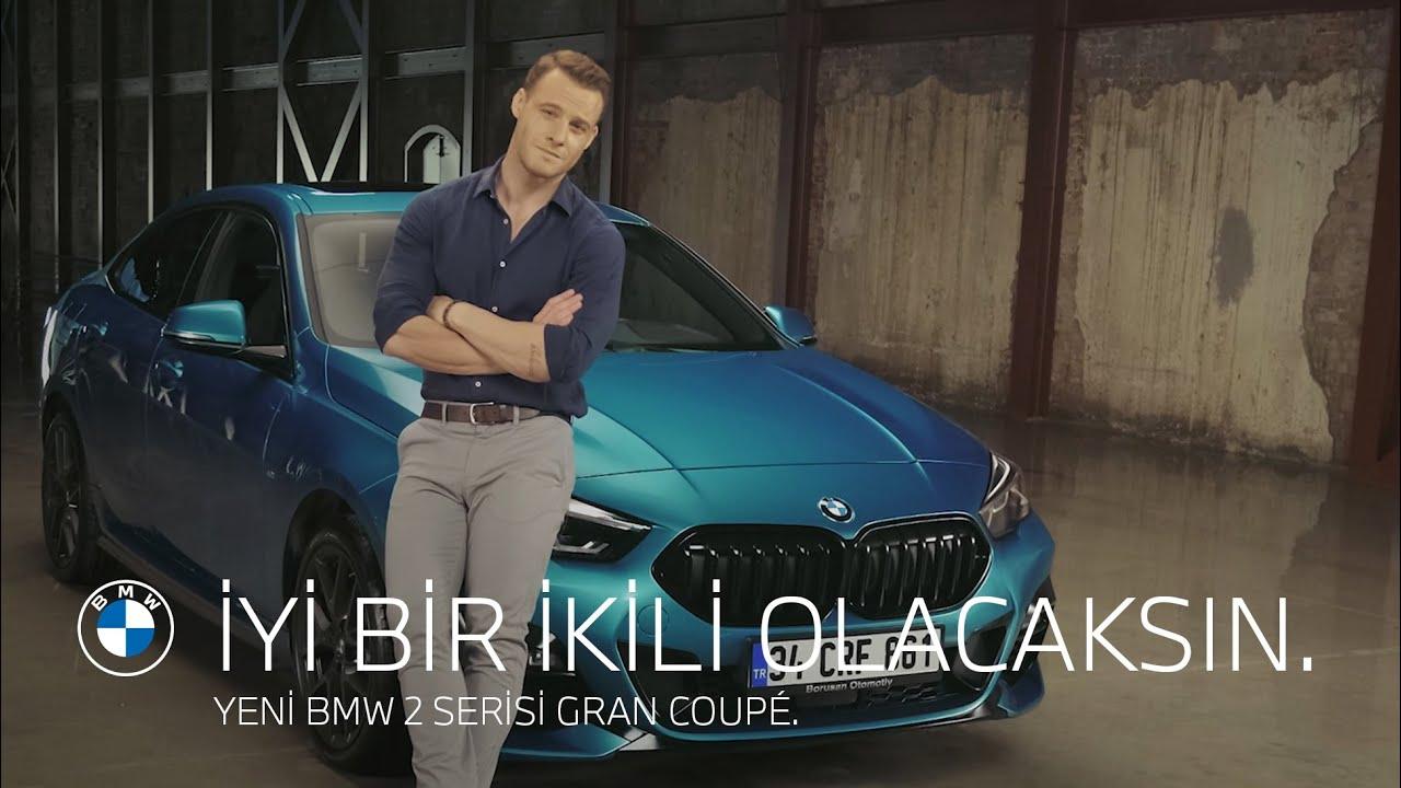 İYİ BİR İKİLİ OLACAKSIN. YENİ BMW 2 SERİSİ GRAN COUPÉ.