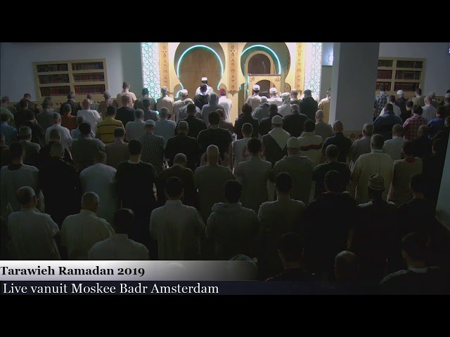 Taraweeh Ramadan 2019 Deel 23