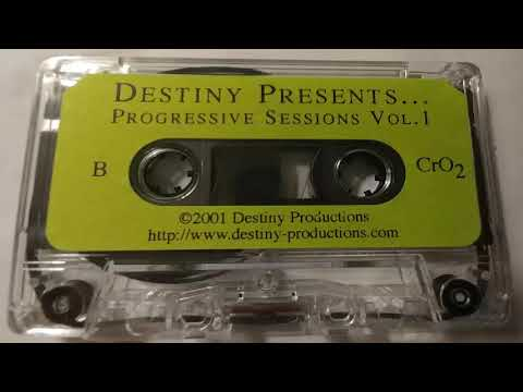 Destiny Presents: Progressive Sessions Vol. 1 (Side B)