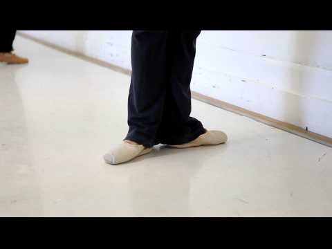 발레리나 강수진 독일 현지 연습 영상 part2
