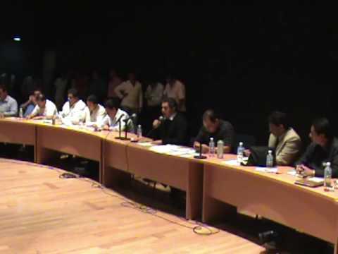 Resoluciones Plenaria Comision de Trabajo del SME 5 de Octubre de 2009