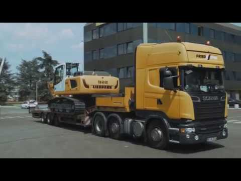 Liebherr - The Know-how Of Liebherr-France SAS