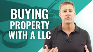 Buying Rental Property with a Limited Liability Company (LLC) Video