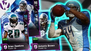 GHOST ANTONIO BROWN!! + GHOST DAWKINS & WATT - Madden 19 Gameplay