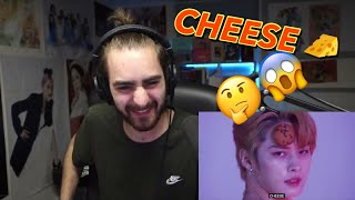 """Reacting to Stray Kids <NOEASY> UNVEIL : TRACK """"CHEESE"""""""