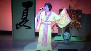 【望郷じょんがら】を歌ってみました。