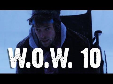 Polar Vortex Playtime - Workout Wednesday #10
