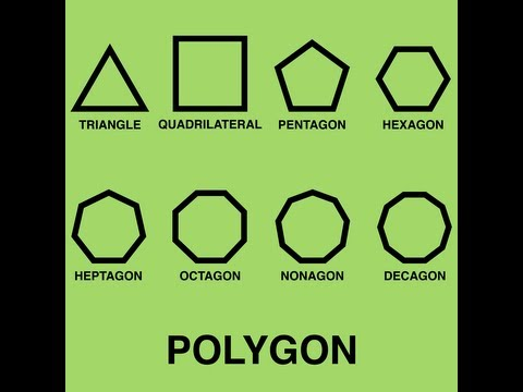 Polygon Song Video