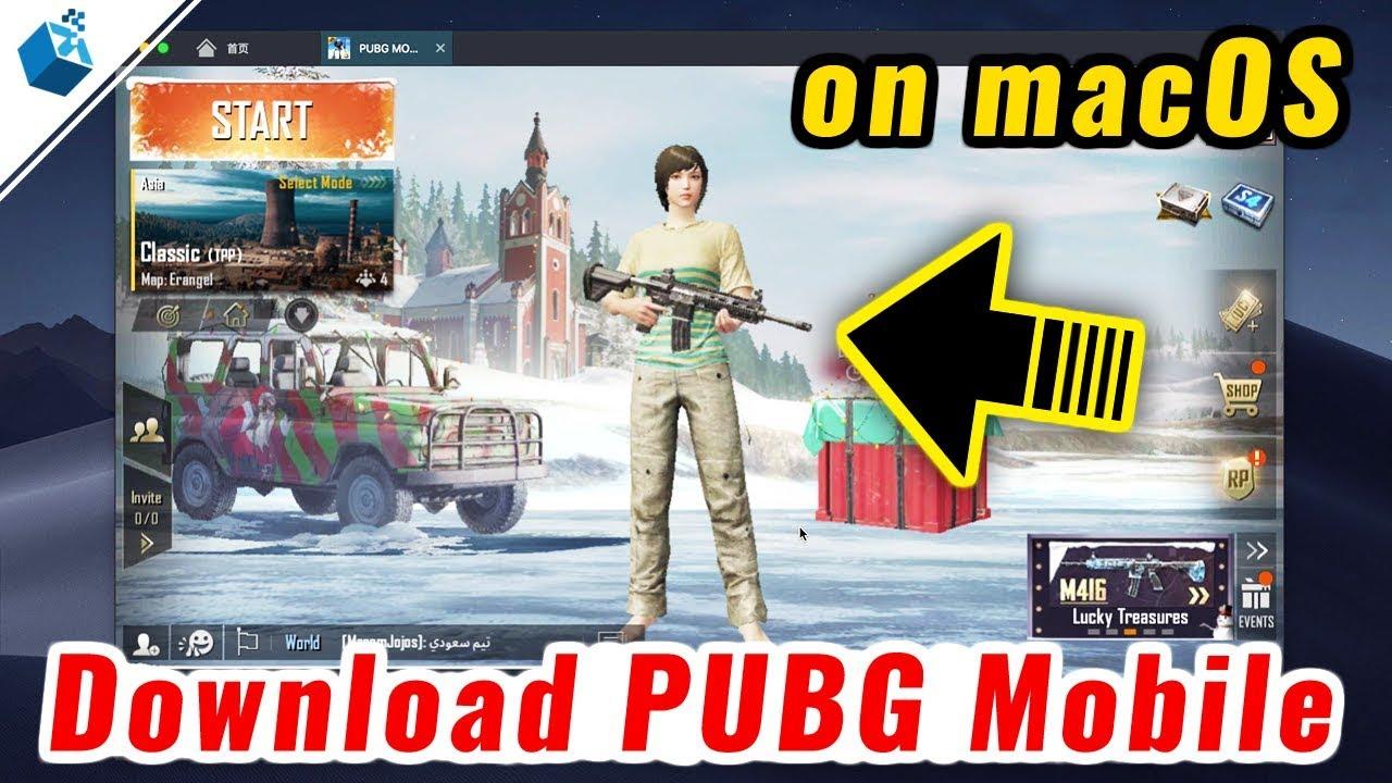 pubg mobile emulator for mac
