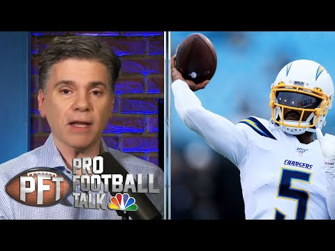 Mailbag: Chargers QB Tyrod Taylor's chances for Comeback POY | Pro Football Talk | NBC Sports