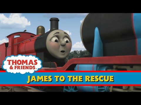 James to the Rescue - US (HD) [Series 15]