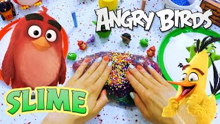 Angry Birds SLIME | Colorful & Relaxing