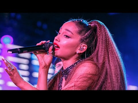 """Ariana Grande Performs NEW SONG """"The Light is Coming"""" at Wango Tango 2018"""
