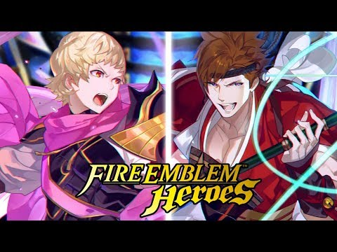 Fire Emblem Heroes (iOS & Android) - Tier 20 Arena Duels: THAT'S RYOMA'S SON!