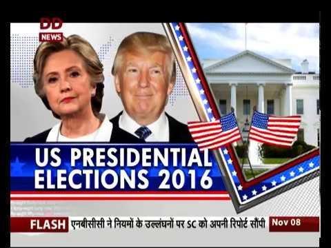 U.S. Presidential Polls: Countdown begins