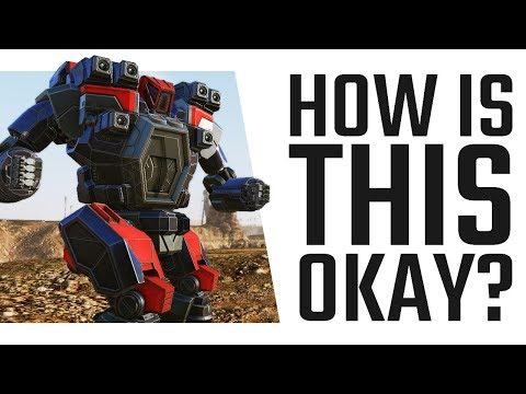 How is this okay? Hunchback IIC Alpha Strike Build - Mechwarrior Online The Daily Dose #433