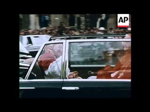 Aldo Moro Assassination, Death Of Pope Paul VI, USA Snow