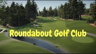 The Golf Club 2 PC - Roundabout Golf Club - Gameplay