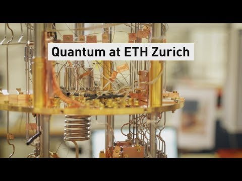 Quantum at ETH Zurich - Enabler of the post digital era