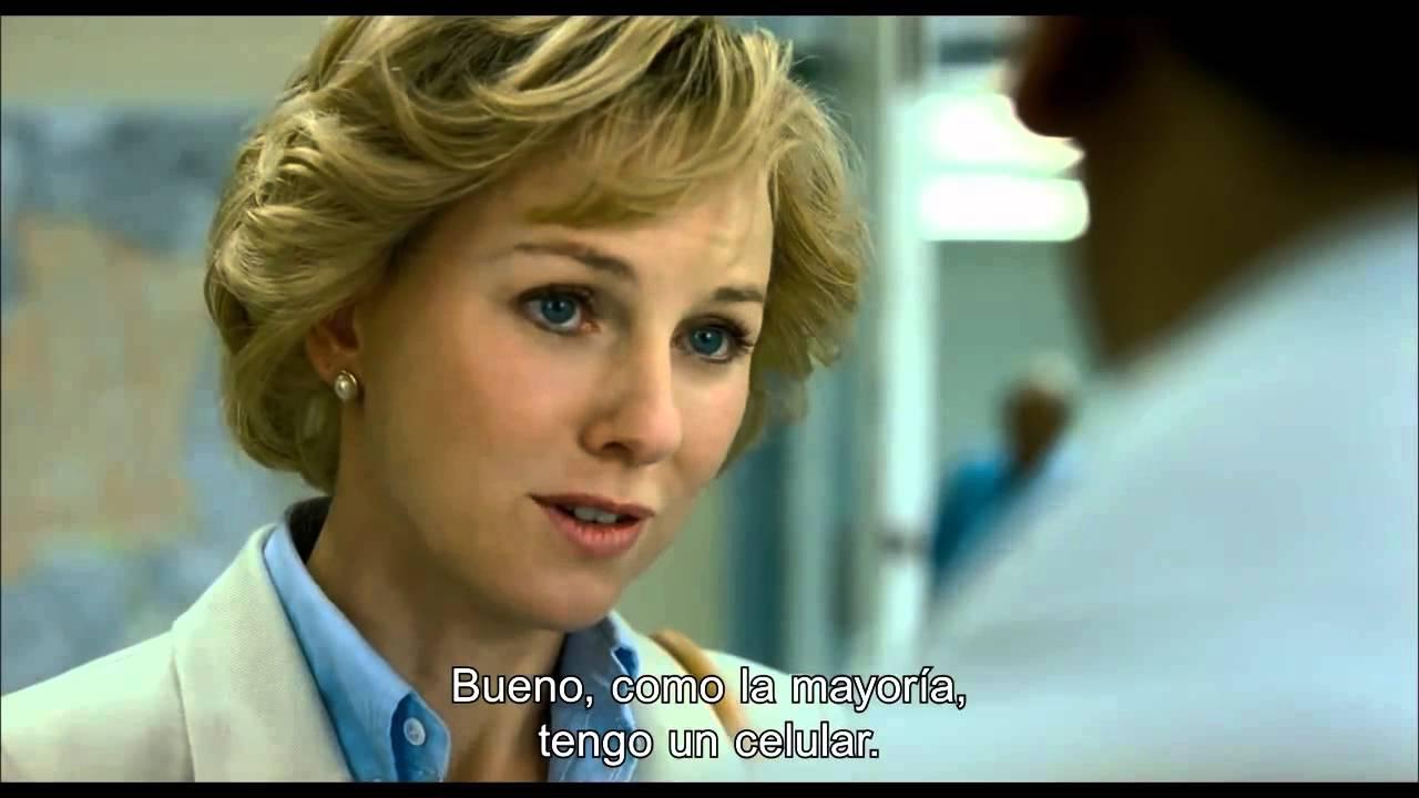 Diana El Secreto De Una Princesa Trailer Subtitulado Español Las Youtube
