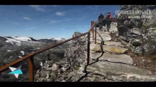 Geiranger Skywalk - Dalsnibba 1500 meter