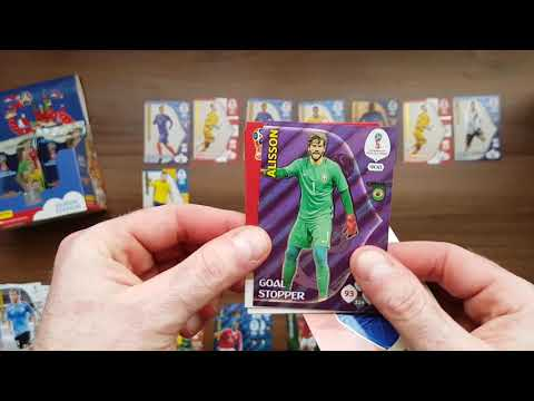 PANINI ADRENALYN XL WORLD CUP RUSSIA 2018 - NORDIC DISPLAY BOX - 10 NORDIC CARDS + TOP MASTER!!!
