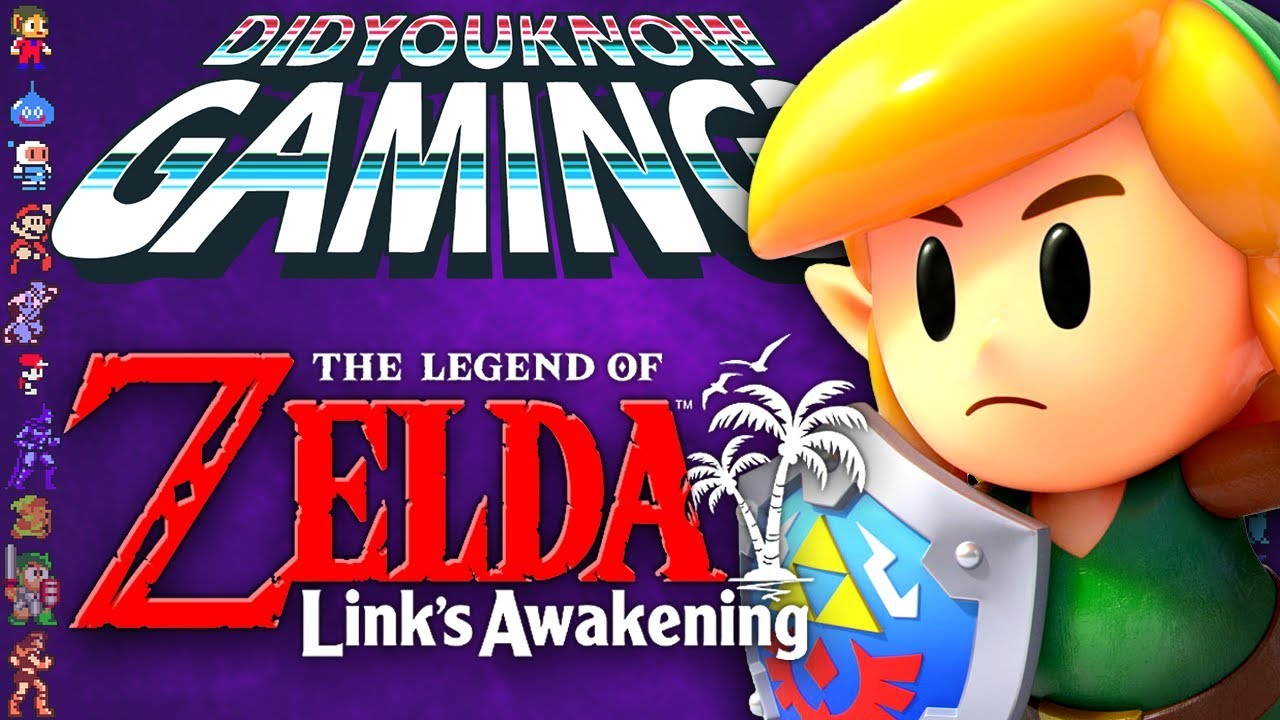Zelda Link's Awakening - Did You Know Gaming? Feat. Remix (Nintendo Switch) thumbnail