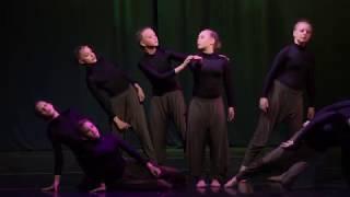 Танец  'Воздушный поцелуй' современная хореография, дети 10-12 лет
