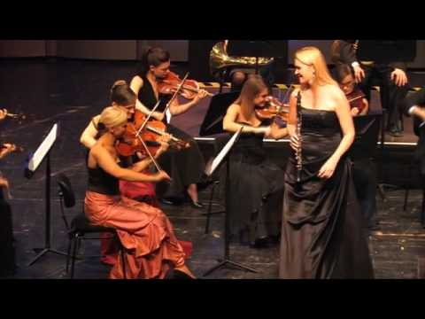 Oblivion by Astor Piazzolla - Sabine Grofmeier, clarinet