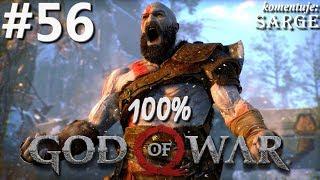 Zagrajmy w God of War 2018 (100%) odc. 56 - Twierdza Motsognira