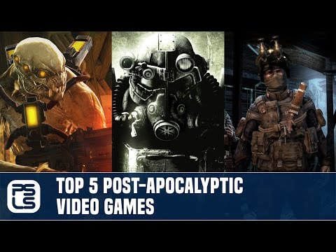 Top 5 Post-Apocalyptic Games