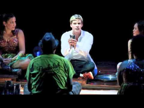 Godspell   Beautiful City 2011 Broadway Revival Version Karaoke Backing Track   Video Dailymotion
