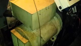 Запуск дизель-генератора после установки.(Капитальный ремонт судовых дизелей, ремонт судовых систем и арматуры, продажа судовых двигателей и запасны..., 2016-03-19T06:11:26.000Z)
