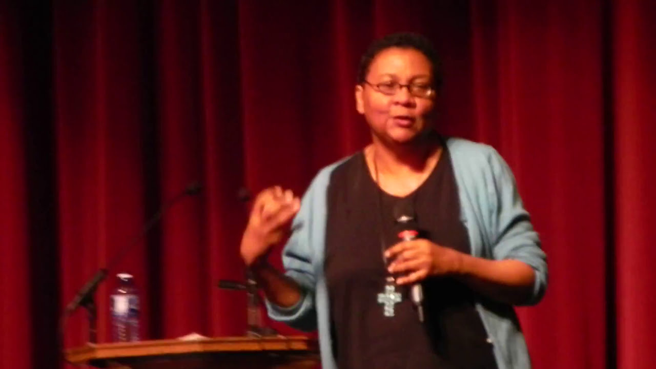 bell hooks at the university of utah 1