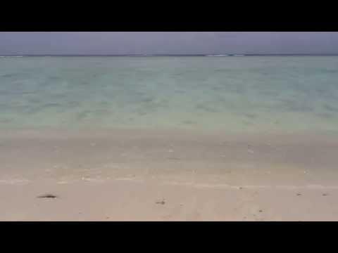 Diego Garcia island West side sea 2
