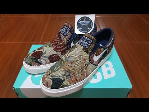 online store 5d0aa bb211 nike sb black floral 37 buy