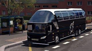 ETS 2: Neoplan Starliner V2 Otobüs Modu 1.32