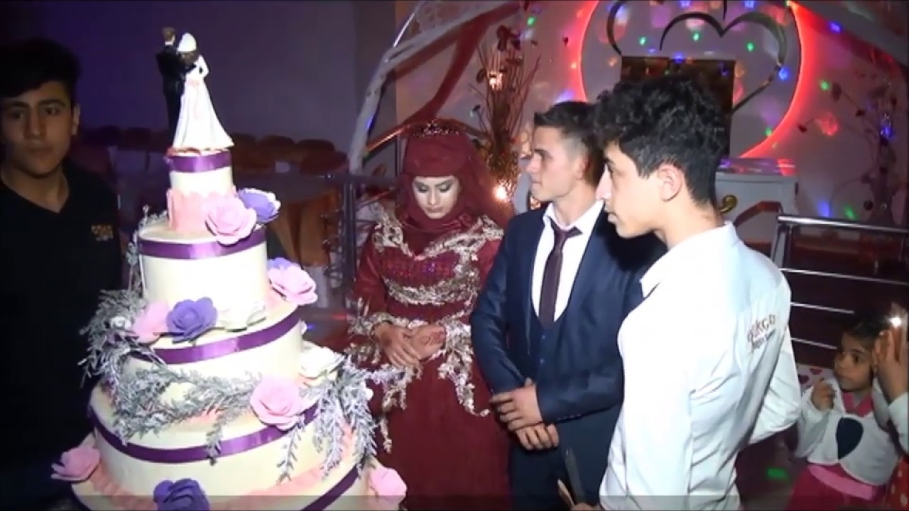 Pasta Merasimi islami Düğün