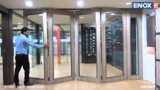 ENOX Wooden Center Sliding Folding System EWSLDF  601