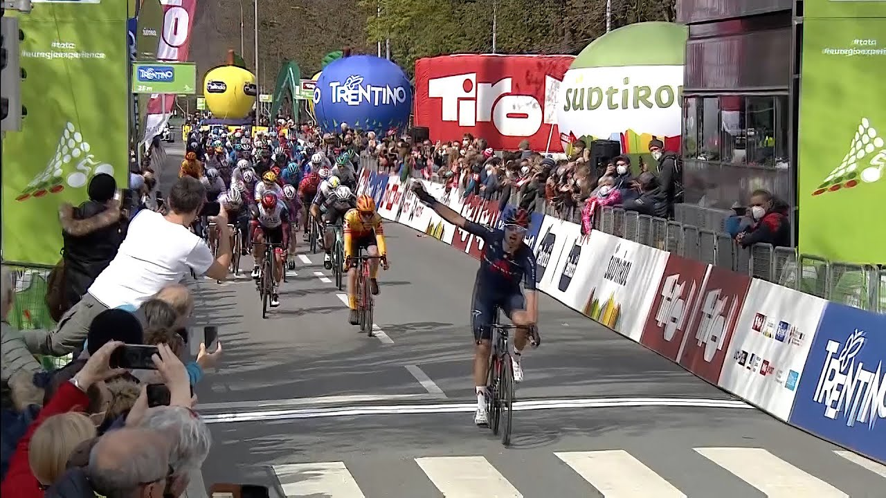 Tour of the Alps 2021 - Stage 1 - Highlights