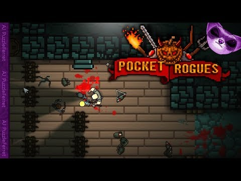 Pocket Rogues Ep1 - Horrible Smelly Zombiness!