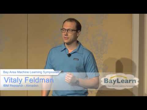 BayLearn2015-Session2