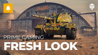 Grab a Fresh Look with Prime Gaming