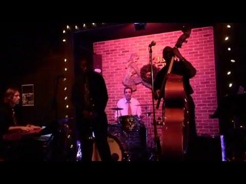 151217 - Hiram Hazley & The Le Jazz Trio at Ruby's Elixir #1