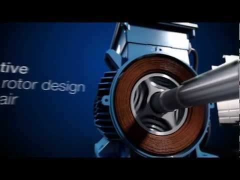 ABB synchronous reluctance motor and drive package technology