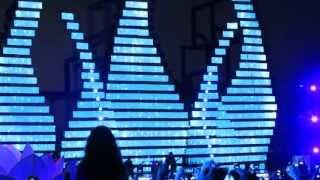 Abertura + Um Brinde Ao Nosso Amor   Luan Santana   Gravação do DVD