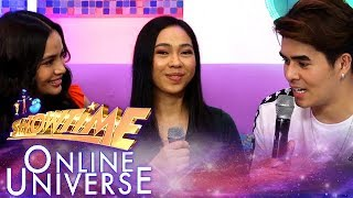 Mariane Osabel is one step away from the semifinals | It's Showtime Online Universe