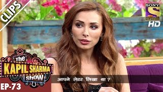 Dr. Mushoor Gulati Meets Iulia Vantur And Himesh Reshammiya - The Kapil Sharma Show – 8th Jan 2017