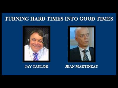 Jean Martineau   CEO and president of Dynacor Gold Mines